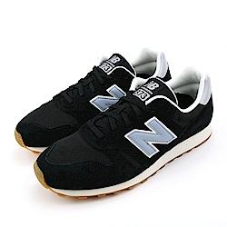 NEW BALANCE-男女休閒鞋ML373KBG-D-黑