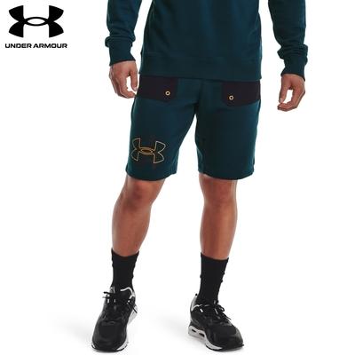 【UNDER ARMOUR】UA 男 SCRIBBLE短褲 (1366408-413)
