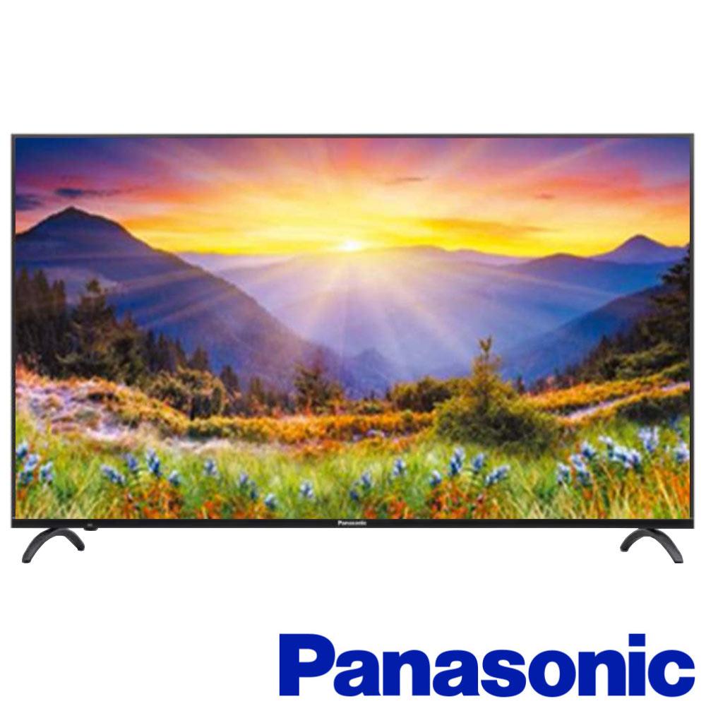 Panasonic國際 50吋 4K UHD 智慧連網 液晶顯示器 TH-50EX550W