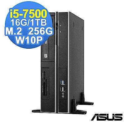 ASUS ESC500 G4 SFF i5-7500/16G/1TB+256G/W10P