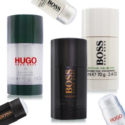 *HUGO BOSS 男性體香膏 (75ml/70g)X2-多款可選(國際航空版)
