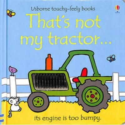 That s Not My Tractor 那不是我的拖拉機觸摸書