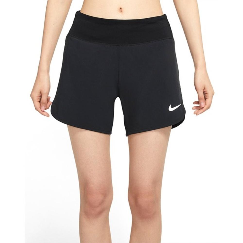 Nike ECLIPSE SHORT 5IN 女運動短褲 黑-CZ9569010