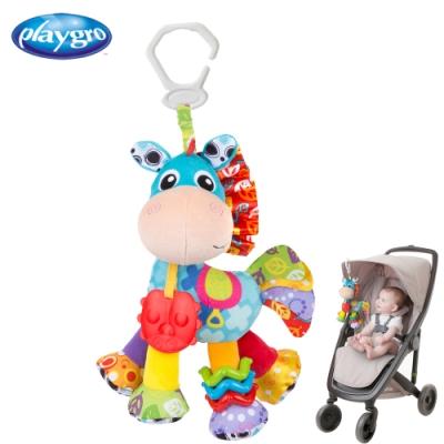 【任選】澳洲Playgro-活力小馬