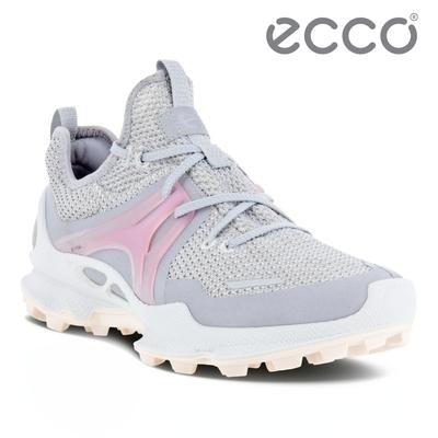ECCO BIOM C-TRAIL W 縱橫越野健步運動鞋 女鞋 銀灰藍