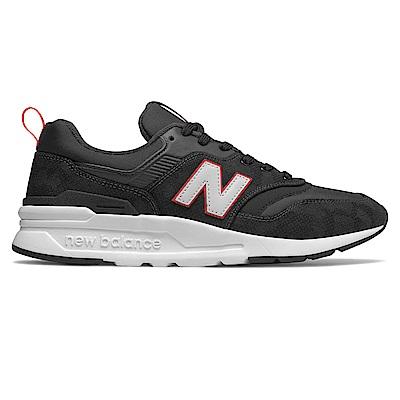 New Balance 復古鞋 CM997HBF-D_中性黑色