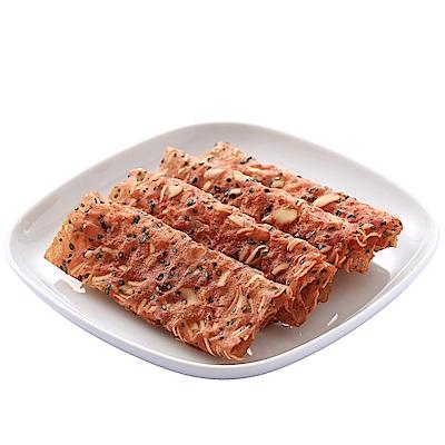 新東陽 杏仁芝麻薄脆片肉乾(75g)