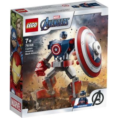 樂高LEGO 超級英雄系列 - LT76168 美國隊長機甲