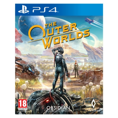 PS4 天外世界 The Outer Worlds