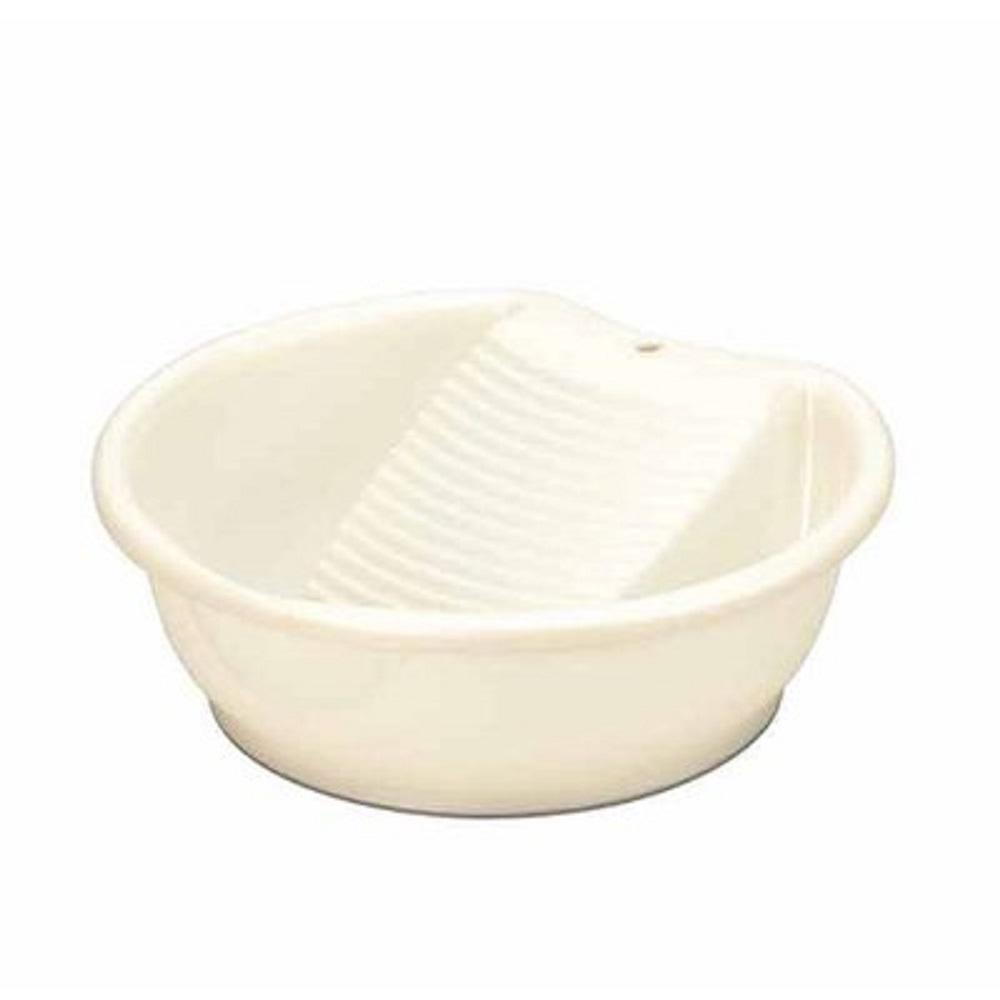 日本 INOMATA 附板式洗衣盆