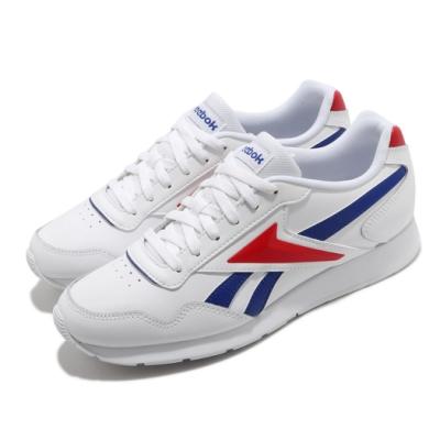 Reebok 休閒鞋 Royal Glide 運動 男鞋 海外限定 基本款 簡約 復古 穿搭 白 藍 FW6706
