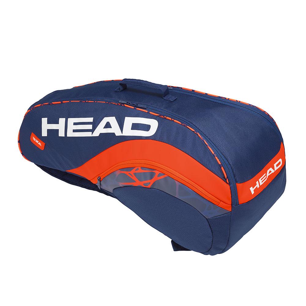 HEAD奧地利 Radical Combi 6支裝球拍袋 283329