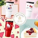 [買一送一]Hello Kitty x 蛋黃哥316不鏽鋼保冰保溫杯950ML