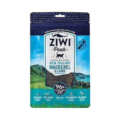 ZiwiPeak 巔峰 96%鮮肉貓糧 鯖魚羊肉 400g