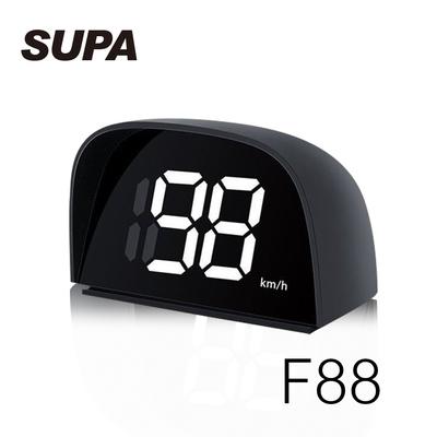 速霸F88 多功能GPS測速抬頭顯示器-快