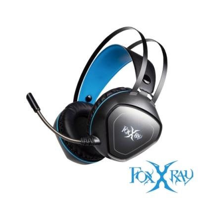 FOXXRAY 音振響狐USB電競耳機麥克風(FXR-SAU-18)