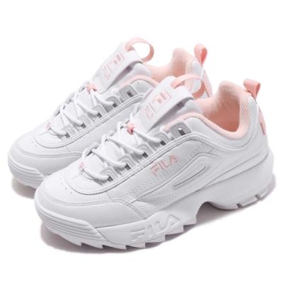 Fila 休閒鞋 Disruptor 2 老爹鞋 鋸齒鞋 女鞋