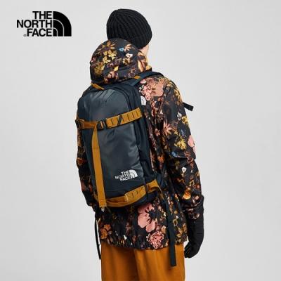 The North Face北面男女款藍色舒適背負專業登山包|3S99TDM