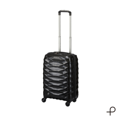 【PROTECA】Light輕彈系列-21吋史上最輕硬殼行李箱 (黑色)