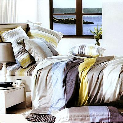 Betrise索思 加大-100%奧地利天絲四件式兩用被床包組