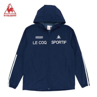 法國公雞牌防風外套 LOM6390239-男-藏青