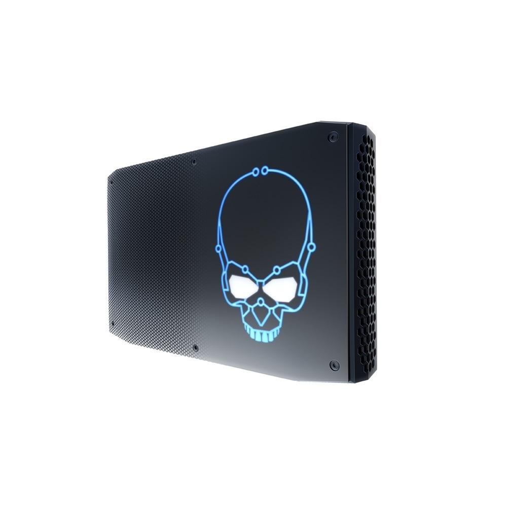 Intel NUC平台i7四核{騮馬刀龍} 迷你電腦(i7-8705G/512G M.2 SSD)