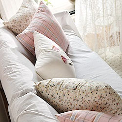 完美主義 活潑風格純棉靠枕套