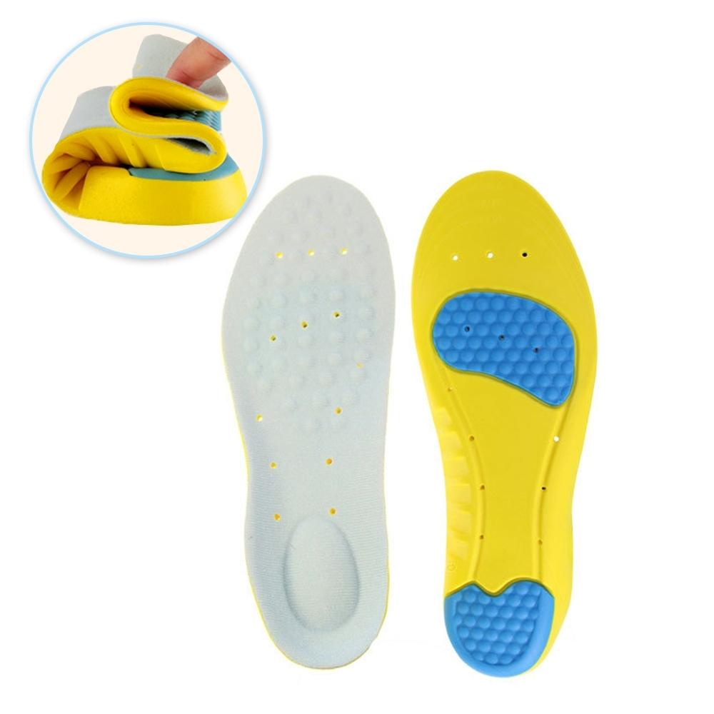 E.dot 運動PU減壓彈力透氣鞋墊(1雙入/三尺吋選)