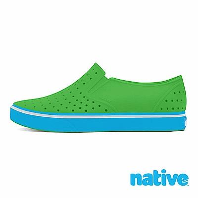 加拿大Native小邁斯晴雨鞋-綠色小精靈NA3168