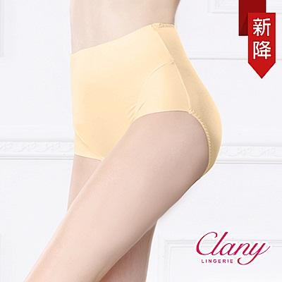 內褲 保養絲蛋白L-2XL蜜桃褲 春漾膚 可蘭霓Clany