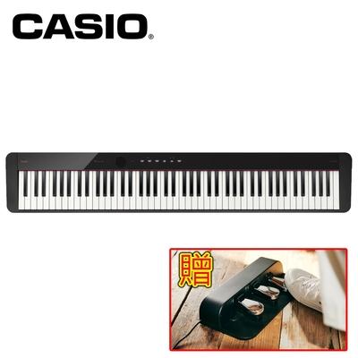 CASIO PX-S1100 BK 88鍵數位電鋼琴 經典黑色款