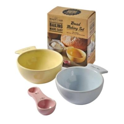MASON 經典陶瓷烘焙器具3件組