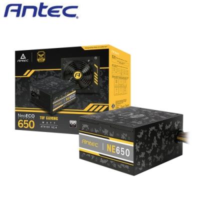 Antec 安鈦克 NE 650 TUF 650W 電源供應器