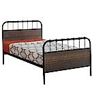 品家居 艾迪爾3.5尺鐵製單人床架(不含床墊)-111x197x106cm免組