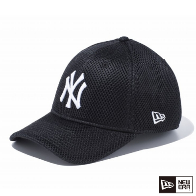 NEW ERA 39THIRTY 3930 SPACE MESH 洋基 黑 棒球帽