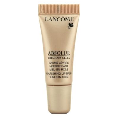(即期品)LANCOME蘭蔻 絕對完美玫瑰修護唇霜5ml(效期2020年08月)