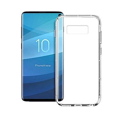 Xmart for SAMSUNG Galaxy S10 加強四角防摔空壓殼