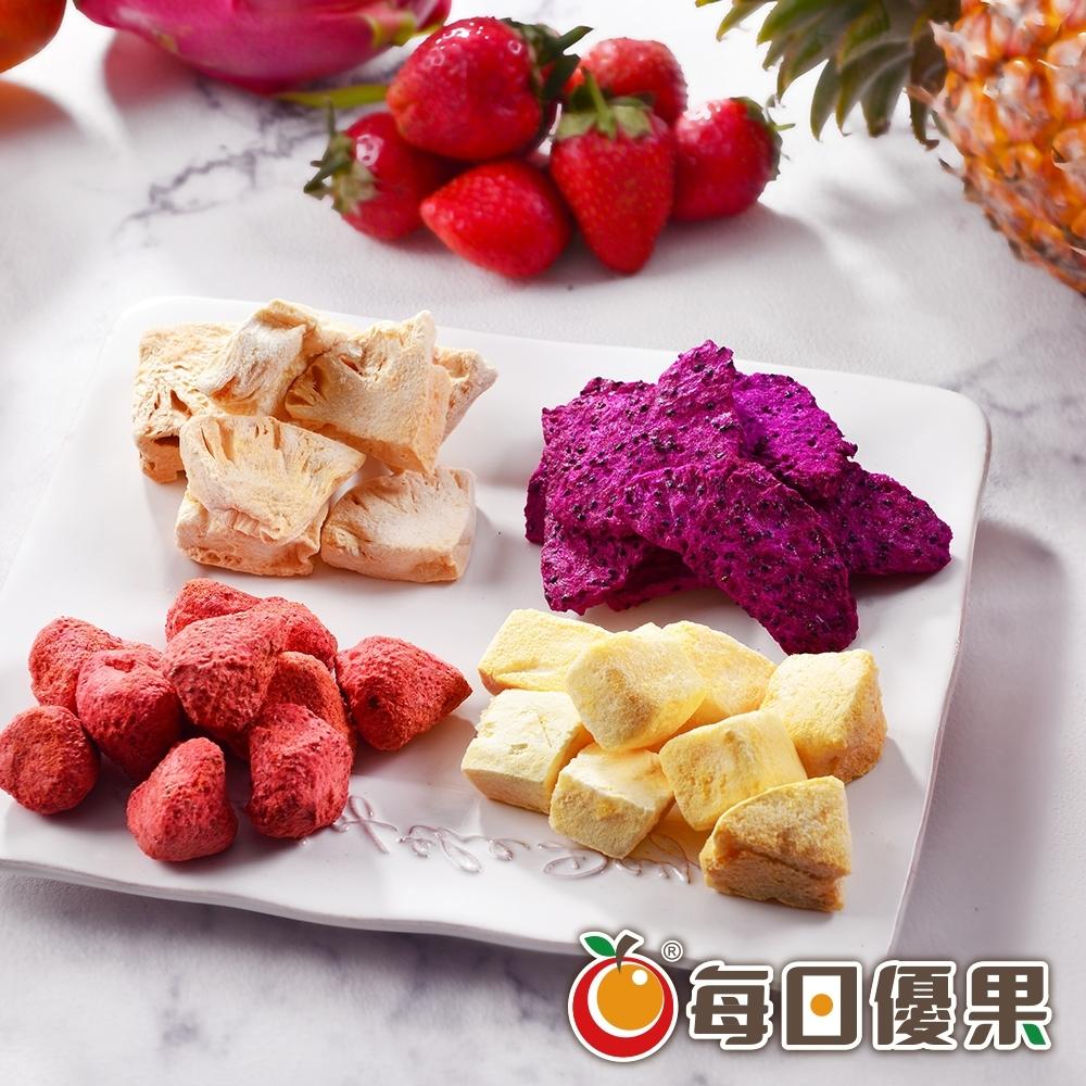 每日優果 綜合水果凍乾(30g)