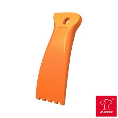 MULTEE摩堤 烹飪工具組 不傷鍋清潔刮刀 (橘)