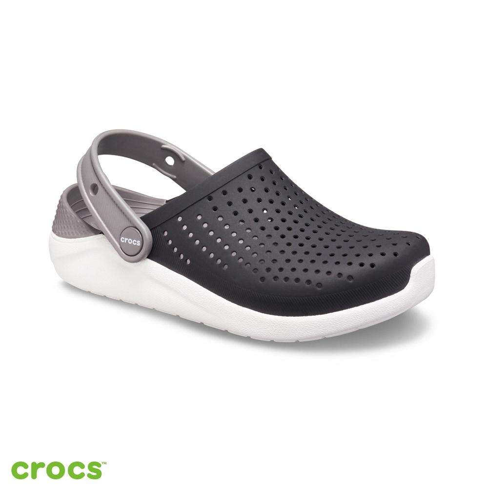Crocs 卡駱馳 (童鞋) LiteRide克駱格 205964-066
