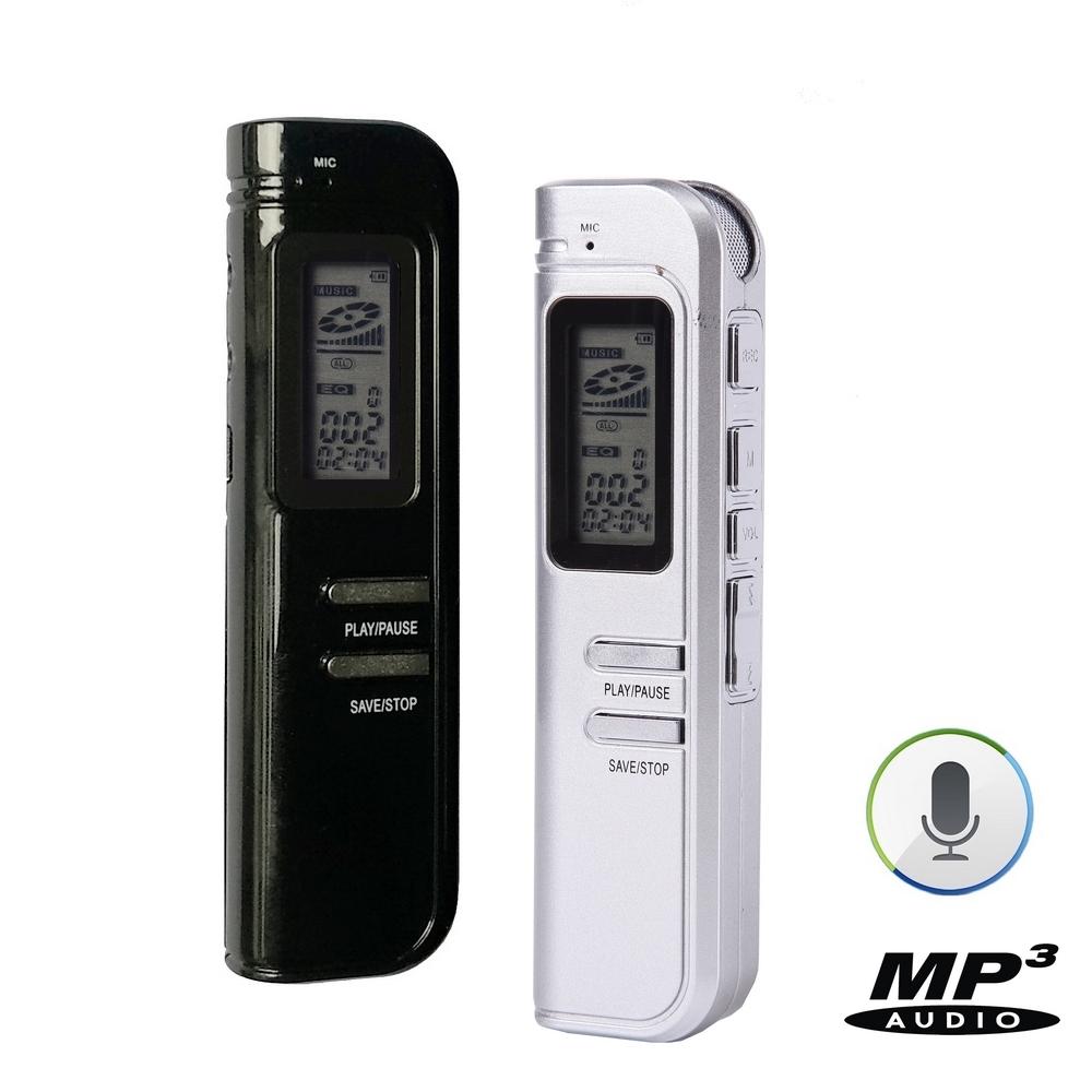 【VITAS】M82 MP3數位錄音筆16G~MP3播放 電話錄音 可替換電池