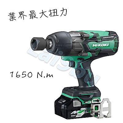 HiKOKI WR 36DB 36V充電式 無刷4分套筒扳手(原HITACHI)