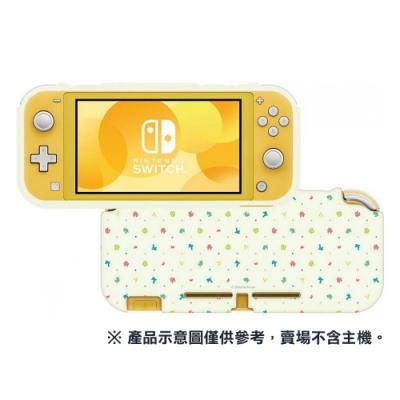 HORI Nintendo Switch Lite 專用 集合啦!動物森友會 TPU保護殼