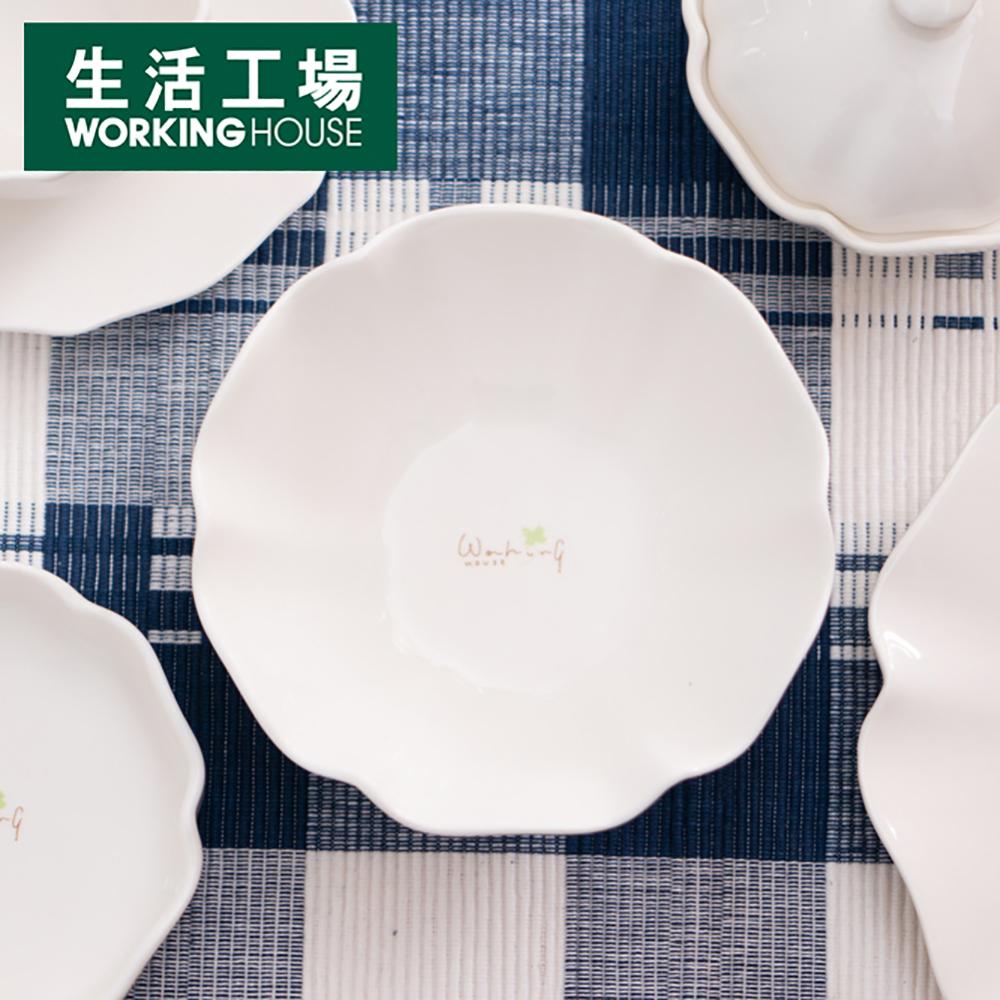 【給皂機加購中-生活工場】Clover輕食點心碗15cm