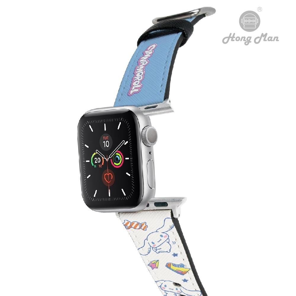 三麗鷗系列 Apple Watch 皮革錶帶 大耳狗 42/44mm