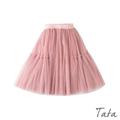 童裝 小公主拼接紗裙 共二色 TATA KIDS