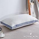HOYACASA無憂睡眠 乳膠獨立筒彈力枕(一入)