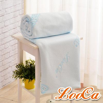 LooCa 水漾天絲3cm-6cm薄床墊布套-加大6尺
