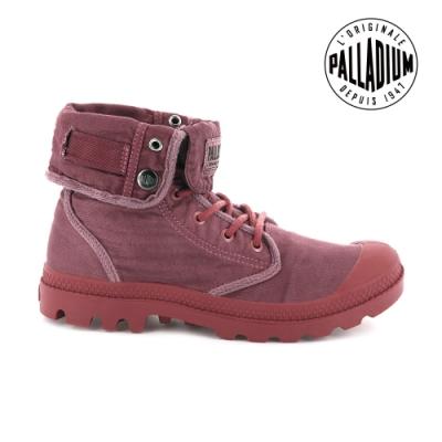 Palladium  BAGGY TC 2.0帆布靴-女-磚紅