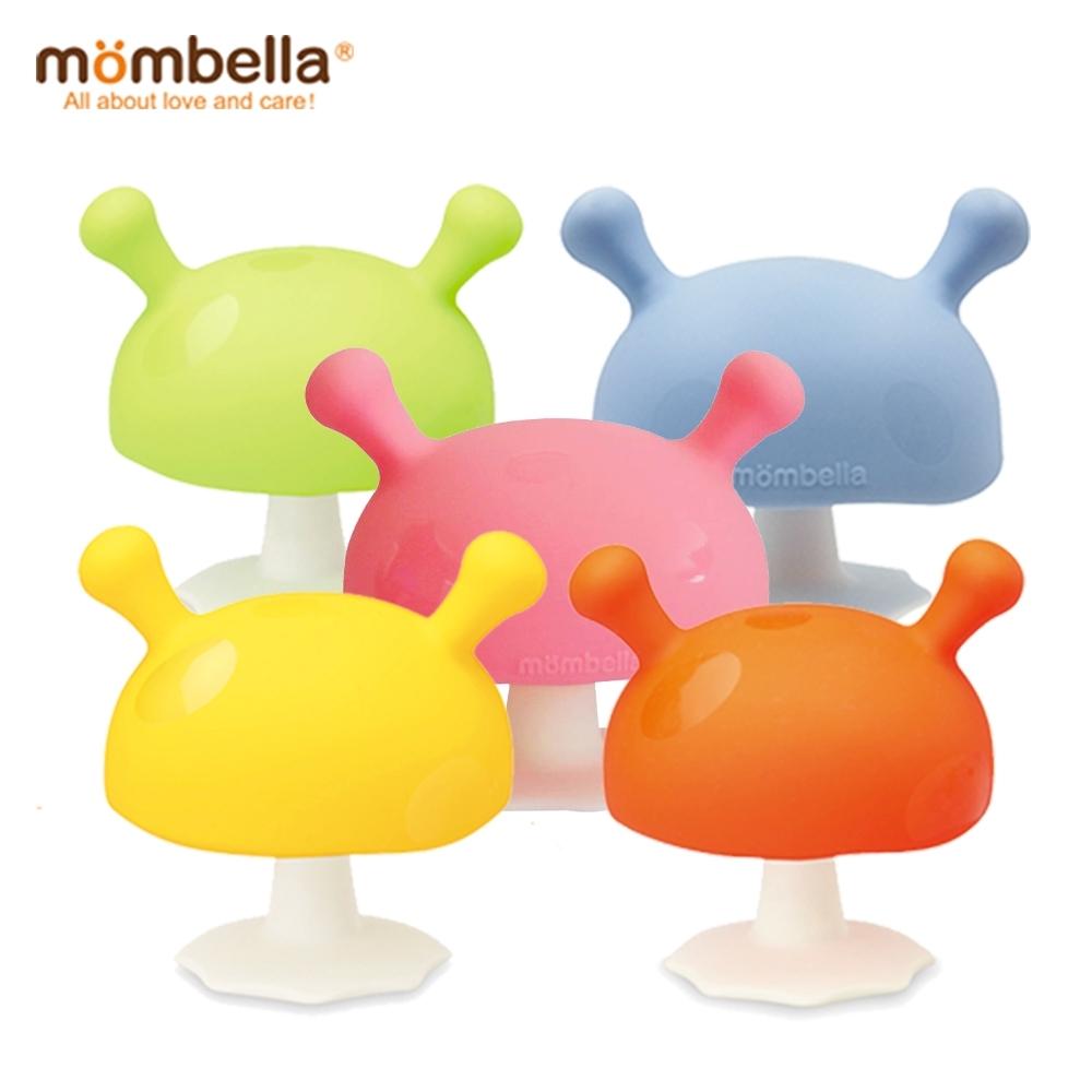英國《mombella》Q比小魔菇固齒器